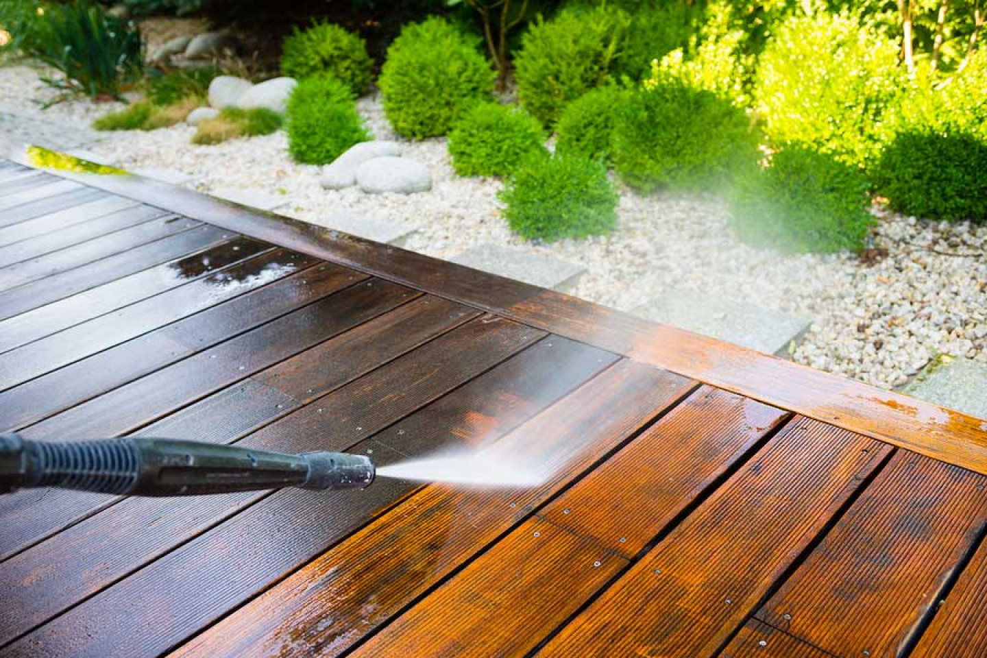 Restore Your Exterior Surfaces