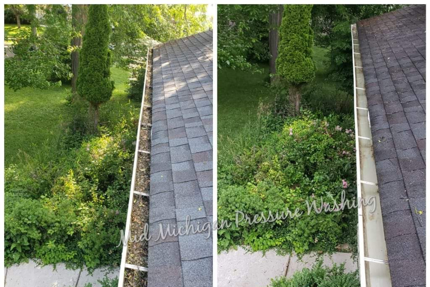 gutter cleaning services in williamston mi